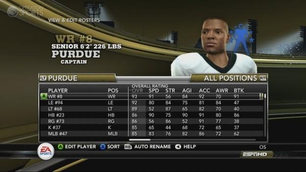 NCAA Football 11 Screenshot #162 for Xbox 360