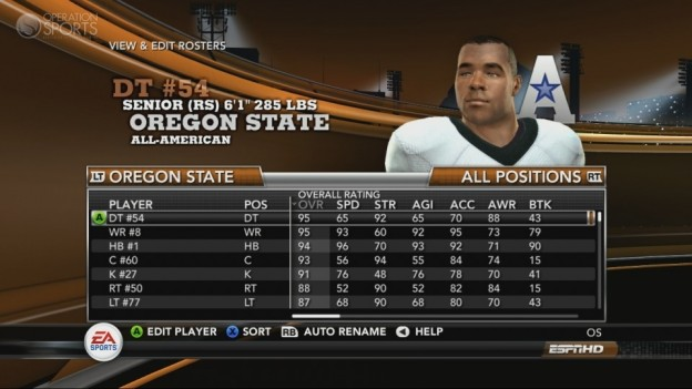 NCAA Football 11 Screenshot #165 for Xbox 360