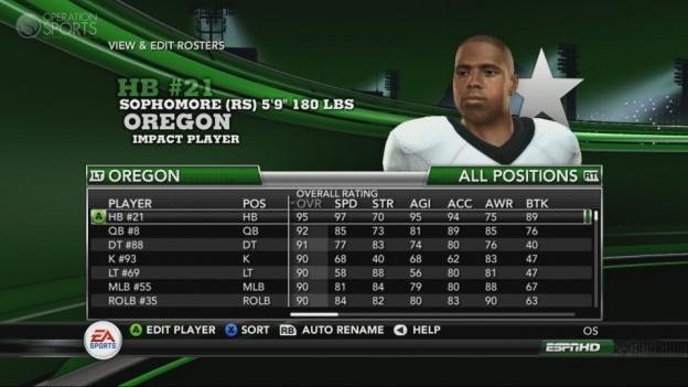 NCAA Football 11 Screenshot #166 for Xbox 360