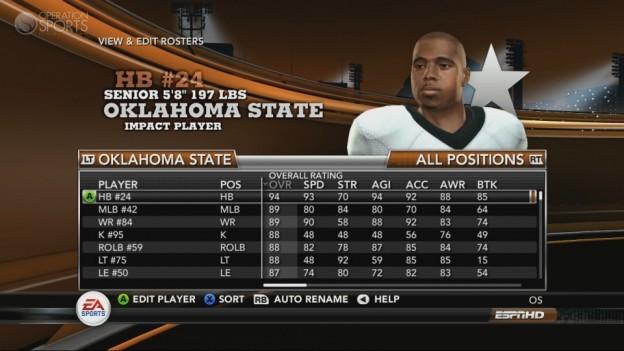 NCAA Football 11 Screenshot #168 for Xbox 360