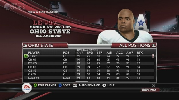 NCAA Football 11 Screenshot #170 for Xbox 360