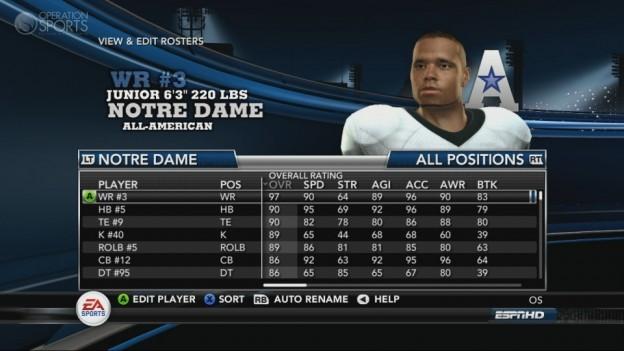 NCAA Football 11 Screenshot #173 for Xbox 360