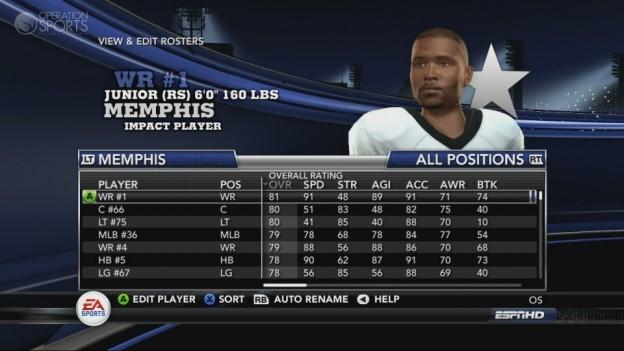 NCAA Football 11 Screenshot #194 for Xbox 360