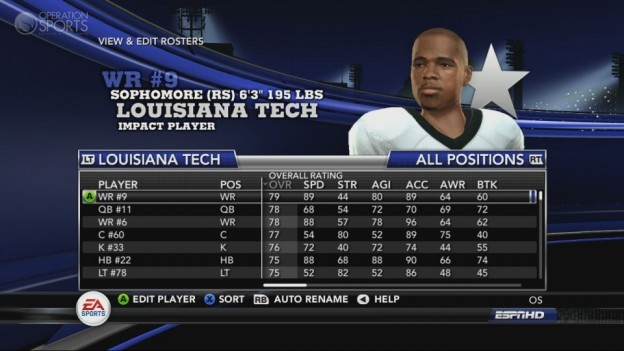 NCAA Football 11 Screenshot #199 for Xbox 360
