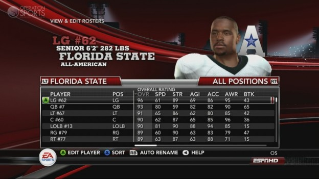NCAA Football 11 Screenshot #216 for Xbox 360