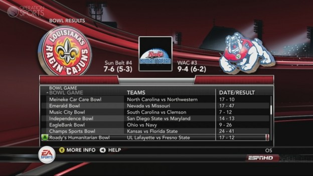 NCAA Football 11 Screenshot #226 for Xbox 360