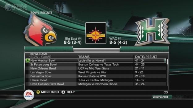 NCAA Football 11 Screenshot #227 for Xbox 360