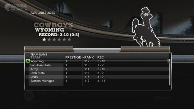 NCAA Football 11 Screenshot #263 for Xbox 360