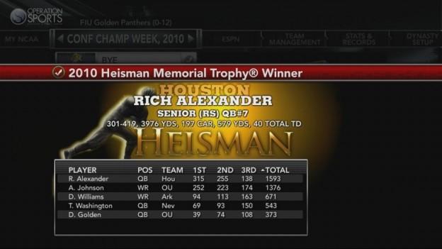 NCAA Football 11 Screenshot #266 for Xbox 360
