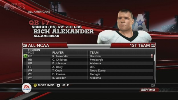NCAA Football 11 Screenshot #270 for Xbox 360