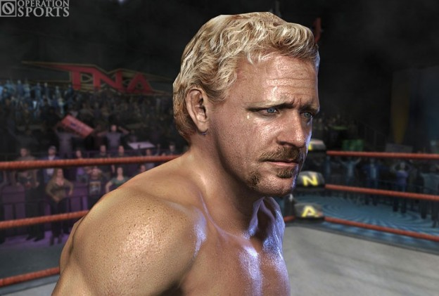 TNA iMPACT! Screenshot #6 for Xbox 360