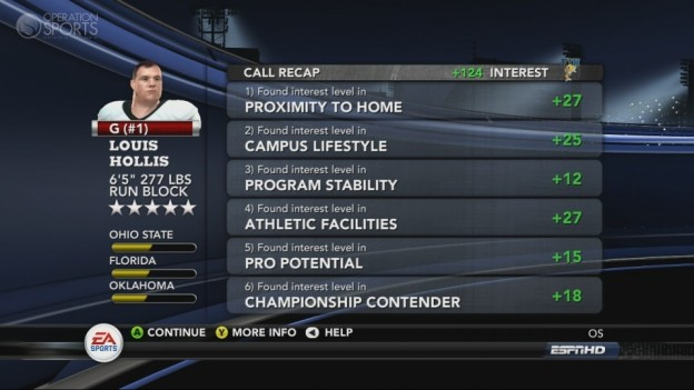 NCAA Football 11 Screenshot #284 for Xbox 360