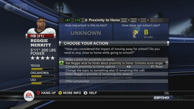 NCAA Football 11 Screenshot #288 for Xbox 360