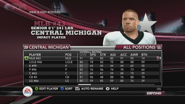 NCAA Football 11 Screenshot #290 for Xbox 360