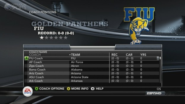 NCAA Football 11 Screenshot #297 for Xbox 360