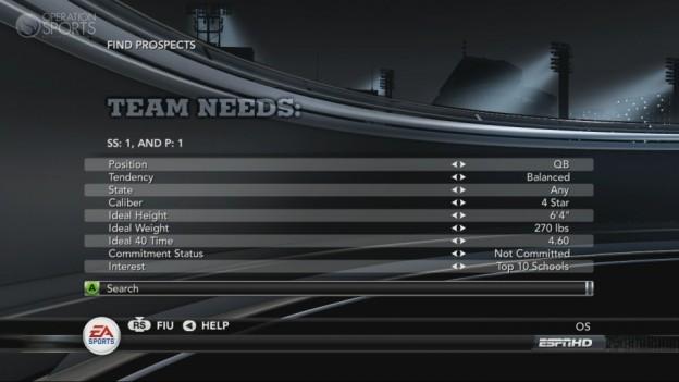 NCAA Football 11 Screenshot #306 for Xbox 360