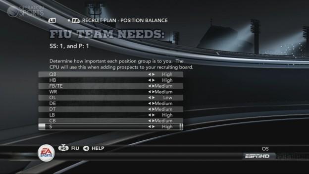 NCAA Football 11 Screenshot #315 for Xbox 360