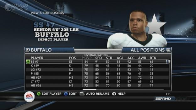 NCAA Football 11 Screenshot #323 for Xbox 360