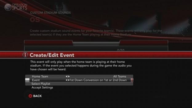 NCAA Football 11 Screenshot #325 for Xbox 360