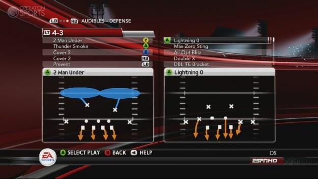 NCAA Football 11 Screenshot #326 for Xbox 360