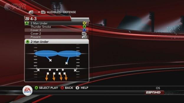 NCAA Football 11 Screenshot #327 for Xbox 360