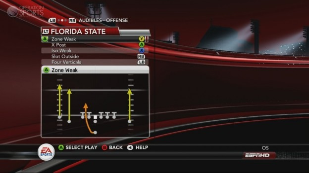 NCAA Football 11 Screenshot #329 for Xbox 360