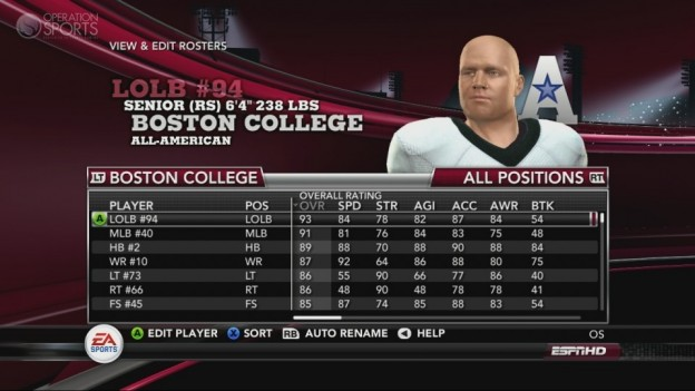 NCAA Football 11 Screenshot #345 for Xbox 360