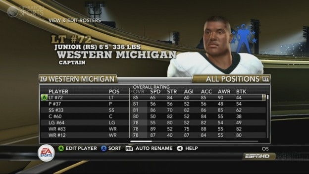 NCAA Football 11 Screenshot #348 for Xbox 360