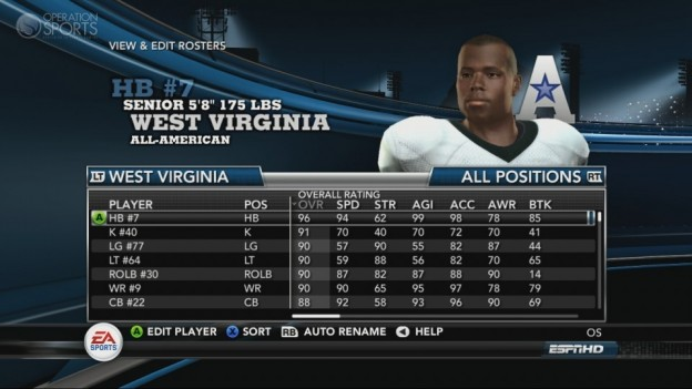 NCAA Football 11 Screenshot #350 for Xbox 360