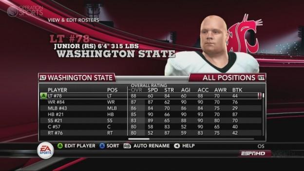 NCAA Football 11 Screenshot #351 for Xbox 360