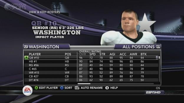 NCAA Football 11 Screenshot #352 for Xbox 360