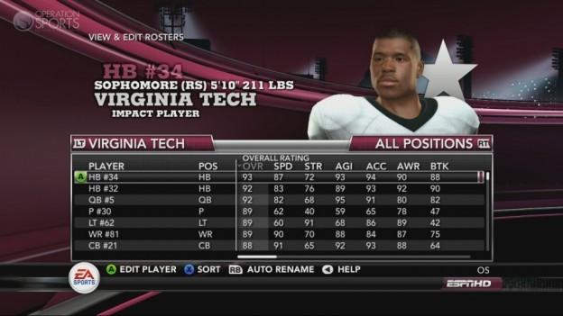 NCAA Football 11 Screenshot #354 for Xbox 360