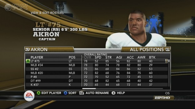 NCAA Football 11 Screenshot #368 for Xbox 360