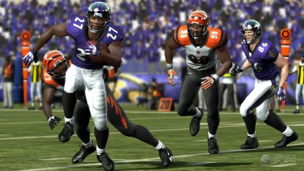 Madden NFL 11 Screenshot #141 for Xbox 360