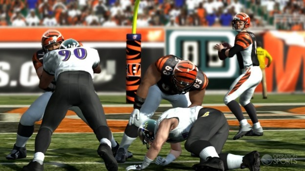 Madden NFL 11 Screenshot #142 for Xbox 360