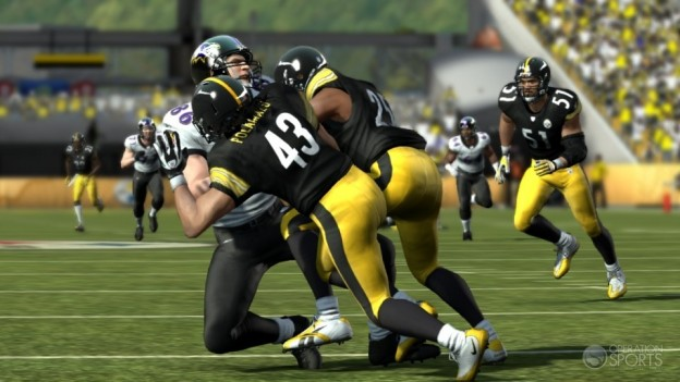 Madden NFL 11 Screenshot #144 for Xbox 360