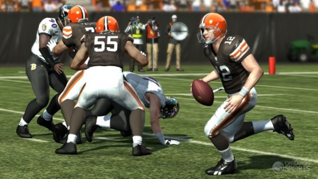 Madden NFL 11 Screenshot #146 for Xbox 360