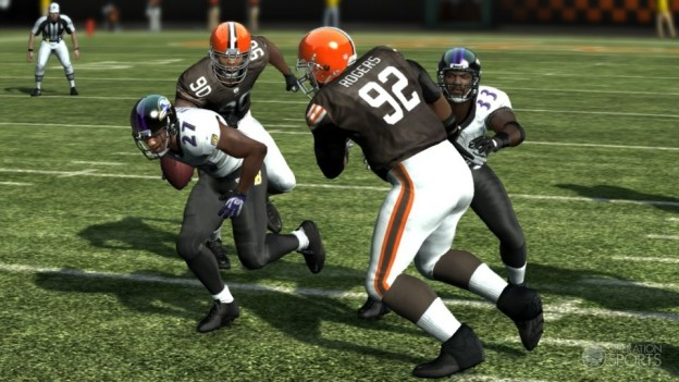 Madden NFL 11 Screenshot #147 for Xbox 360