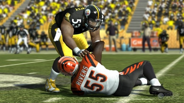 Madden NFL 11 Screenshot #148 for Xbox 360