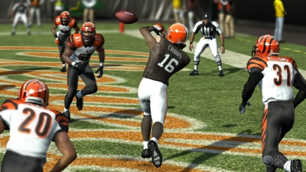 Madden NFL 11 Screenshot #151 for Xbox 360