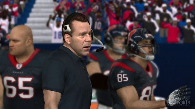 Madden NFL 11 Screenshot #157 for Xbox 360