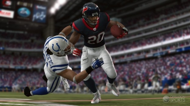 Madden NFL 11 Screenshot #160 for Xbox 360