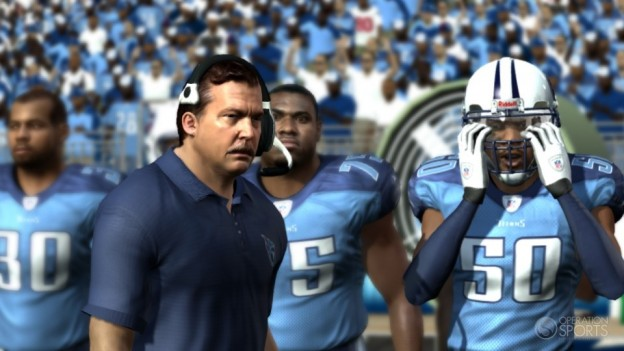 Madden NFL 11 Screenshot #163 for Xbox 360