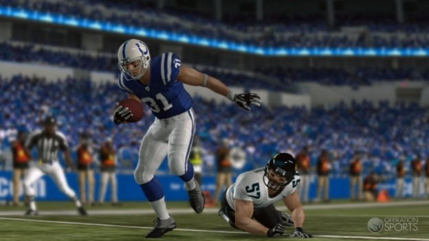 Madden NFL 11 Screenshot #169 for Xbox 360