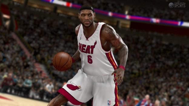 NBA 2K11 Screenshot #8 for Xbox 360