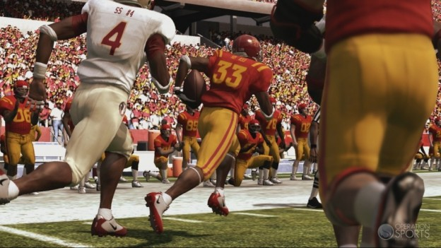 NCAA Football 11 Screenshot #385 for Xbox 360