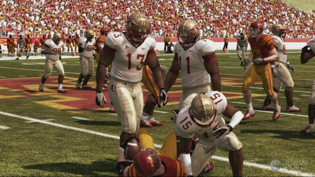 NCAA Football 11 Screenshot #386 for Xbox 360