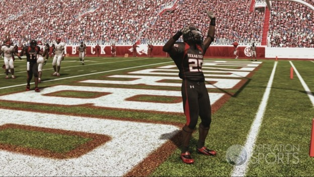NCAA Football 11 Screenshot #405 for Xbox 360