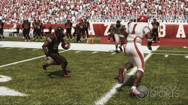 NCAA Football 11 Screenshot #406 for Xbox 360