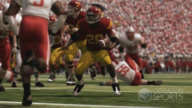 NCAA Football 11 Screenshot #422 for Xbox 360